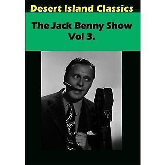 Jack Benny Show 3 [DVD] USA import