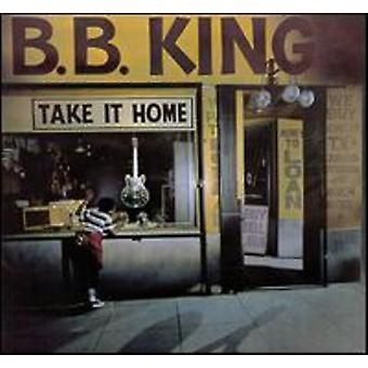 B.B. King - Take It importation USA maison [CD]