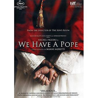 We Have a Pope [DVD] USA import
