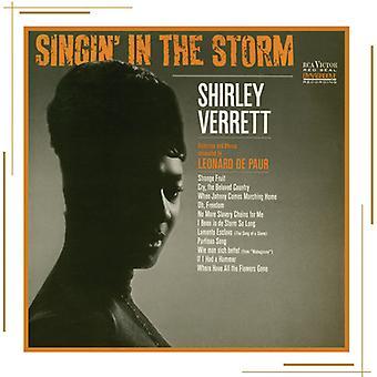 Shirley Verrett - Singin' in the Storm [CD] USA import