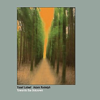 Yusef Lateef & Adam Rudolph - Towards the Unknown [CD] USA import