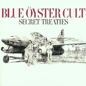 Blue Oyster Cult - importieren Sie geheime Verträge [CD] USA
