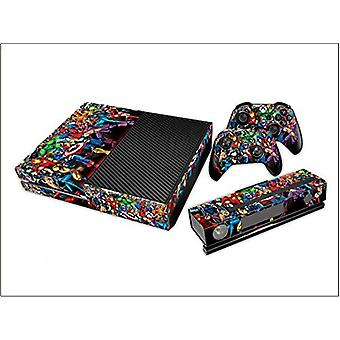 GNG 2 x  Xbox One Controller Skins  Full Wrap Vinyl Sticker