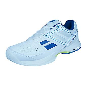 Babolat Pulsion BPM All Court Mens Tennis Trainers / Shoes - White
