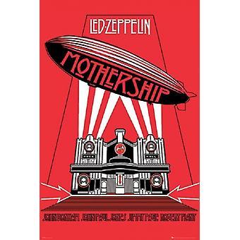 LED Zeppelin - Mothership cartel Poster Print