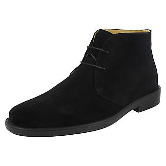 Mens Steptronic Ankle Boots Alfa