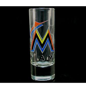 Miami Marlins MLB « Hype » haut verre