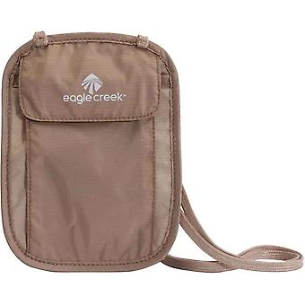 Eagle Creek Undercover Neck Wallet - Mocha