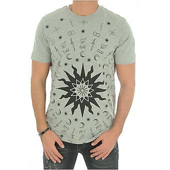 T-shirt cotton Printe Matrinca - John Richmond