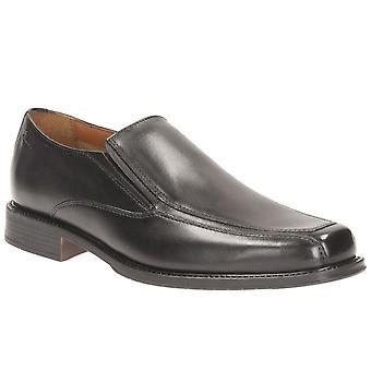 クラークス ドリッグス無料メンズ靴のスリップ