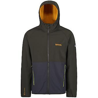 Regata Mens Arec II Warm apoiado casaco jaqueta leve de ater