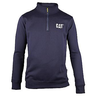 Caterpillar Herren C1910004 Canyon Quarter Zip Sweatshirt