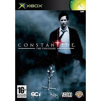 Constantine (Xbox) - Nouveau