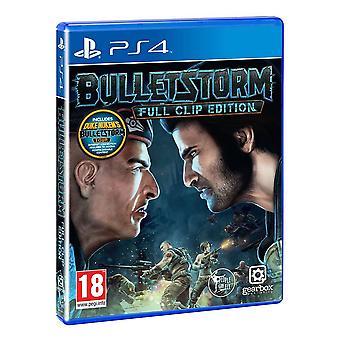 Bulletstorm Full Clip Edition PS4 Game
