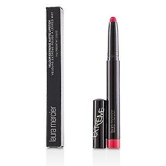 Laura Mercier velour äärimmäinen matta huuli puna-# Clique (punertava vaaleanpunainen)-1.4 g/0.035 oz