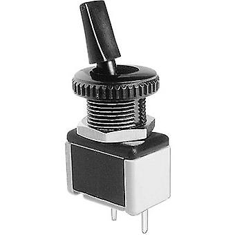 APEM 4631A-22 Toggle switch 250 V AC 3 A 1 x Off/On latch 1 pc(s)