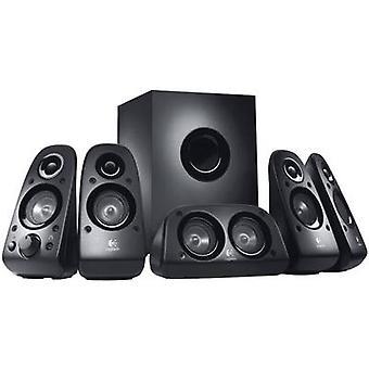 Logitech Z506 5.1 PC speaker Corded 75 W Black