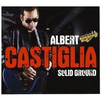 Albert Castiglia - Solid Ground [CD] USA import