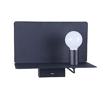 Maytoni Lighting Rack Table & Floor Table Lamp , Black