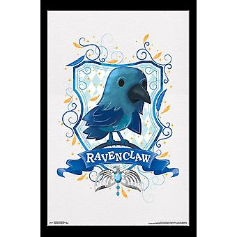 Harry Potter - Ravenclaw charme Poster Print