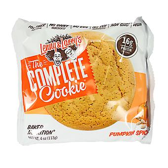 Lenny & Larry's Complete Cookies In Flavour Pumpkin Spice x 6 Cookies
