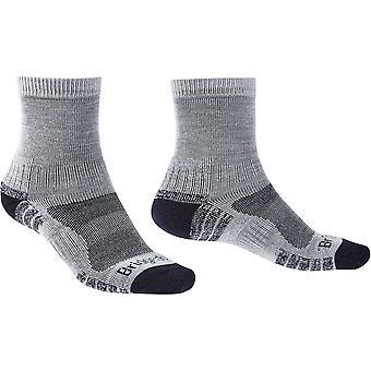 Bridgedale Mens Hike Lightweight Merino Ankle Walking Socks