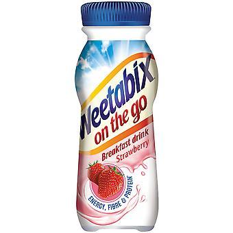 Weetabix On The Go Strawberry Breakfast Drinks