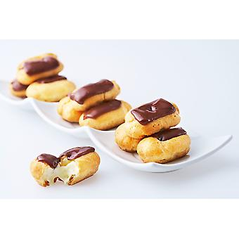 Country Range Frozen Mini Chocolate Eclairs