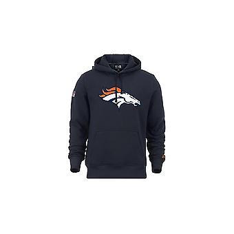 New Era Nfl Denver Broncos Team Logo Hood