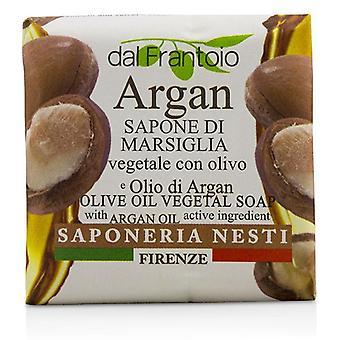 Nesti Dante Dal Frantoio Olive Oil Vegetal Soap - Argan - 100g/3.5oz