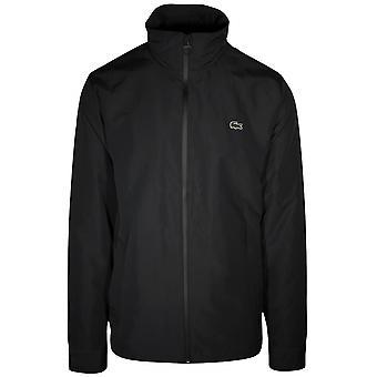 Lacoste svart vanntett jakke