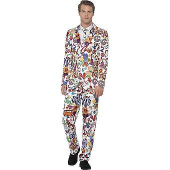 Заводной костюм, средний
