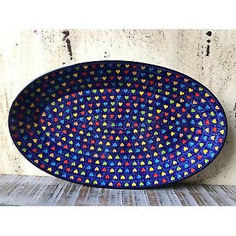 Plate 35 x 21 cm, dreams, BSN A-1022
