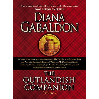 Den besynnerliga följeslagaren - volym 2 av Diana Gabaldon - 9781780894942