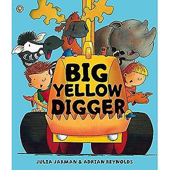 Grote gele Digger