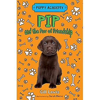 PIP och tass vänskap (valp Academy)