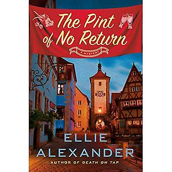 The Pint of No Return (Sloan Krause Mystery)