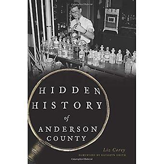 Hidden History of Anderson County (Hidden History)