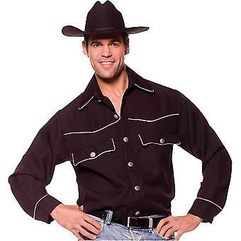 Adulto camicia da cowboy
