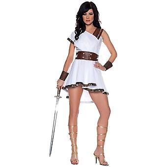 Costume Lady gardien adulte