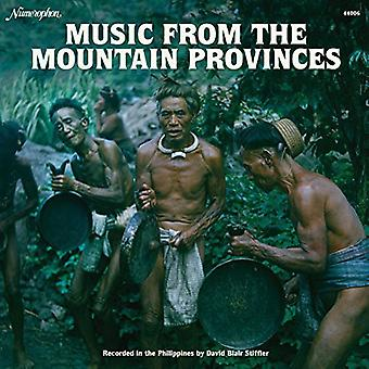 Various Artist - Music From the Mountain Provinces [Vinyl] USA import