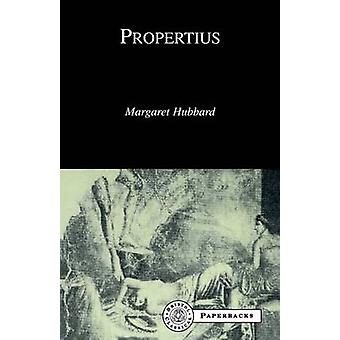 Propertius by Hubbard & Margaret