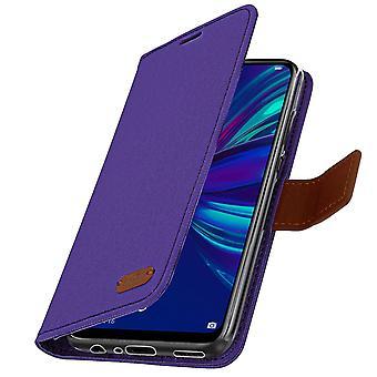 Roar Huawei P Smart 2019/Honor 10 Lite Wallet Holder purple