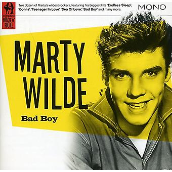 Marty Wilde - Bad Boy [CD] USA import