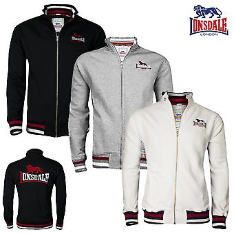 Lonsdale mens hooded sweatshirt Dover