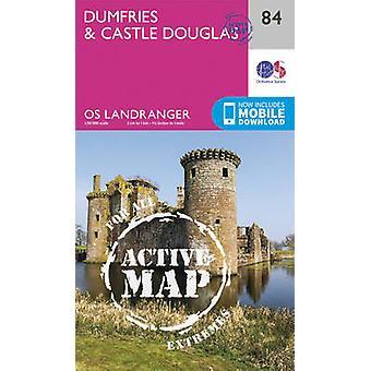 Dumfries & Castle Douglas (February 2016 ed) by Ordnance Survey - 978
