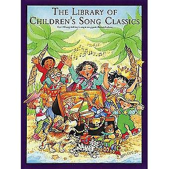 The Library of Children's Song Classics by Amy Appleby - Hal Leonard