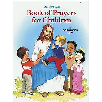 Saint Joseph Book of Prayers for Children by Lawrence G Lovasik - 978