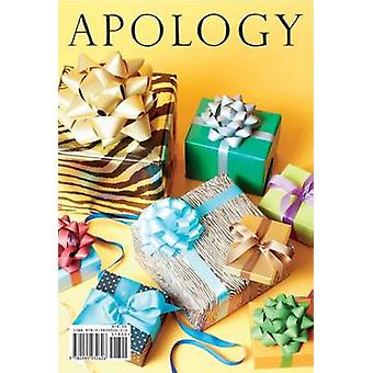 Apology Magazine No. 3 by Jesse Pearson - 9780985932626 Book