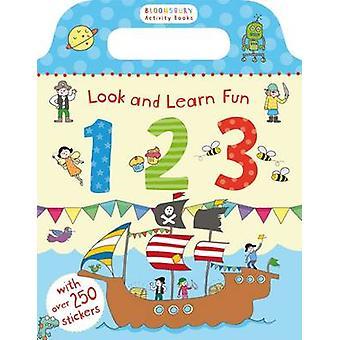 Look and Learn Fun 123 - 9781408855157 Book